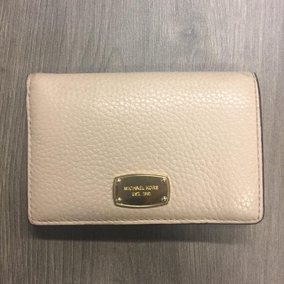 ce624694e83c MICHAEL Michael Kors Bags | Michael Kors Light Pink Wallet | Poshmark
